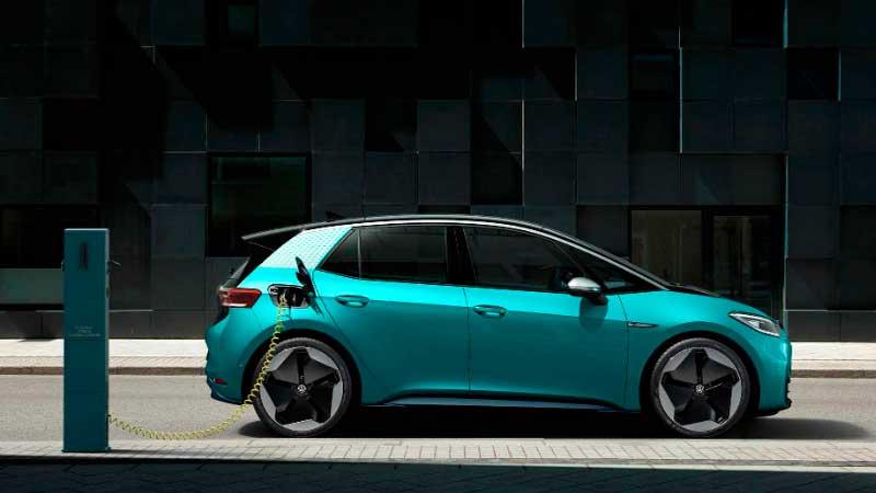 carga rápida Volkswagen electrico