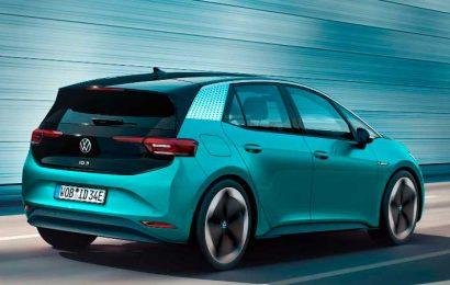 Volkswagen electrico ID.3.