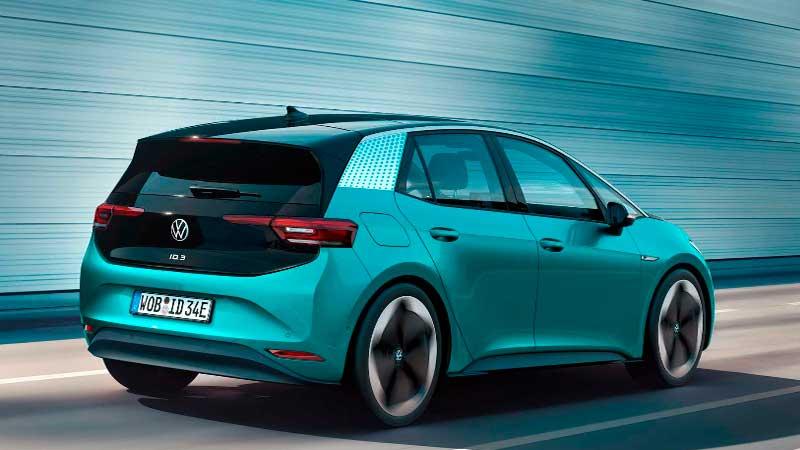 fotos coche electrico Volkswagen