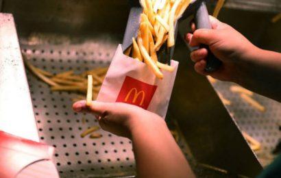 Convierten el aceite usado de McDonald's en resina de impresión 3D