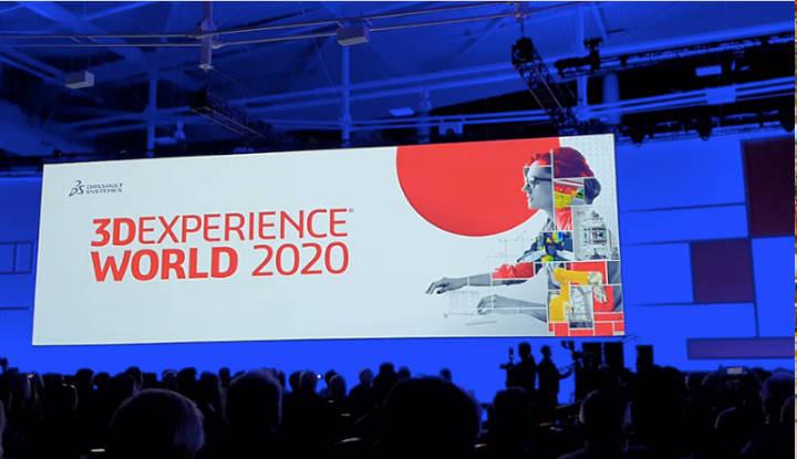 3DEXPERIENCE World 2020: da forma al diseño