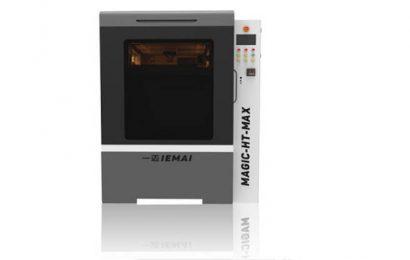 MAGIC-HT-MAX, la impresora 3D de polímeros avanzados de gran formato