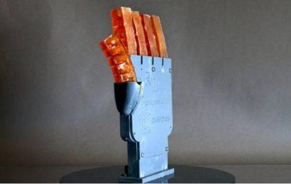Creación de un músculo robótico capaz de sudar, con impresión 3D