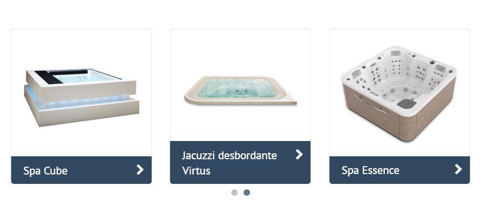tienda jacuzzi madrid